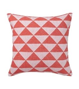 Coussin à motif géométrique Hema